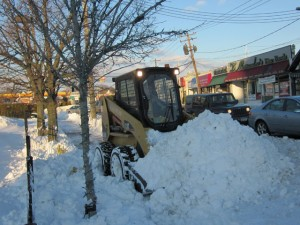 Snow Removal Joseph Judge Landscaping